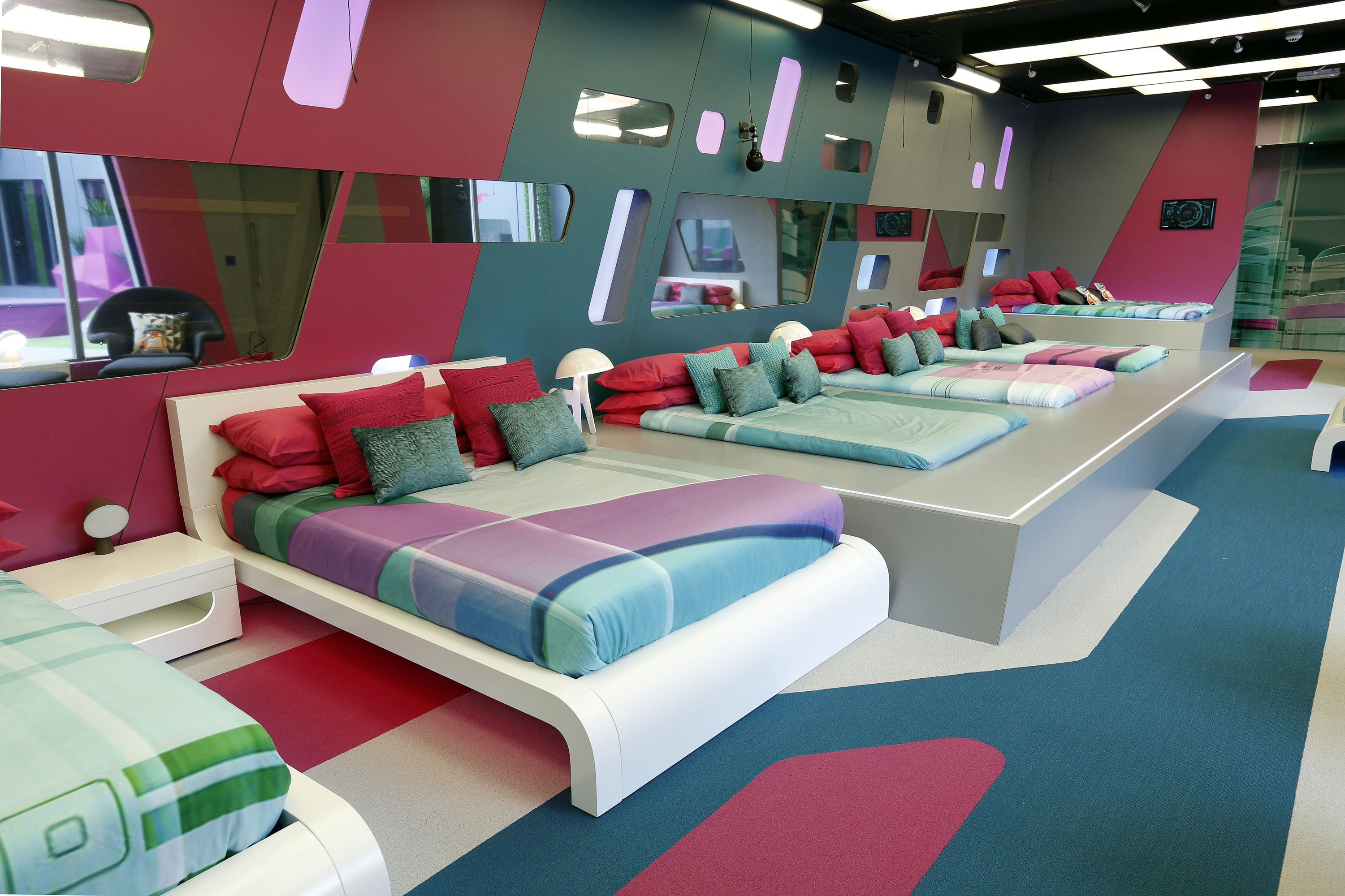 Day 8 top five houses big brother house designs big for New house big