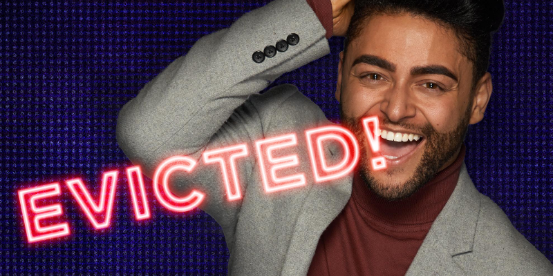 Day 65: Mark becomes eleventh evictee of Big Brother 2014