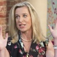 Katie Hopkins on 'This Morning' TV programme, London