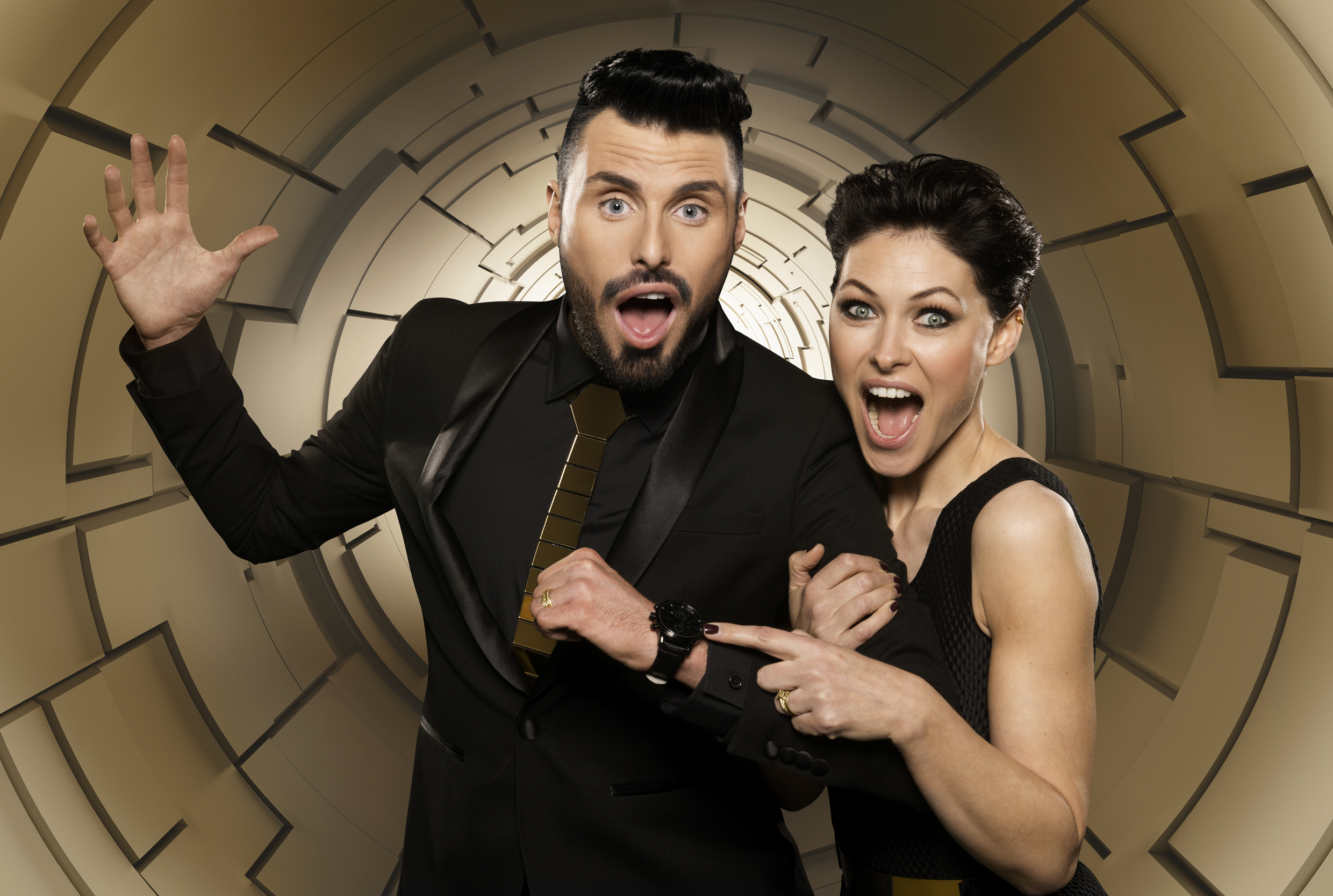 Day -7: INTERVIEW: Emma and Rylan talk Timebomb