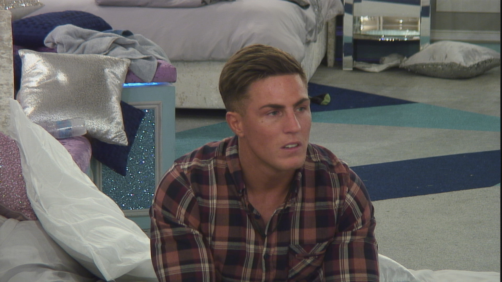 Day 40: Marc gets angry after Cristian nominates Sam for eviction