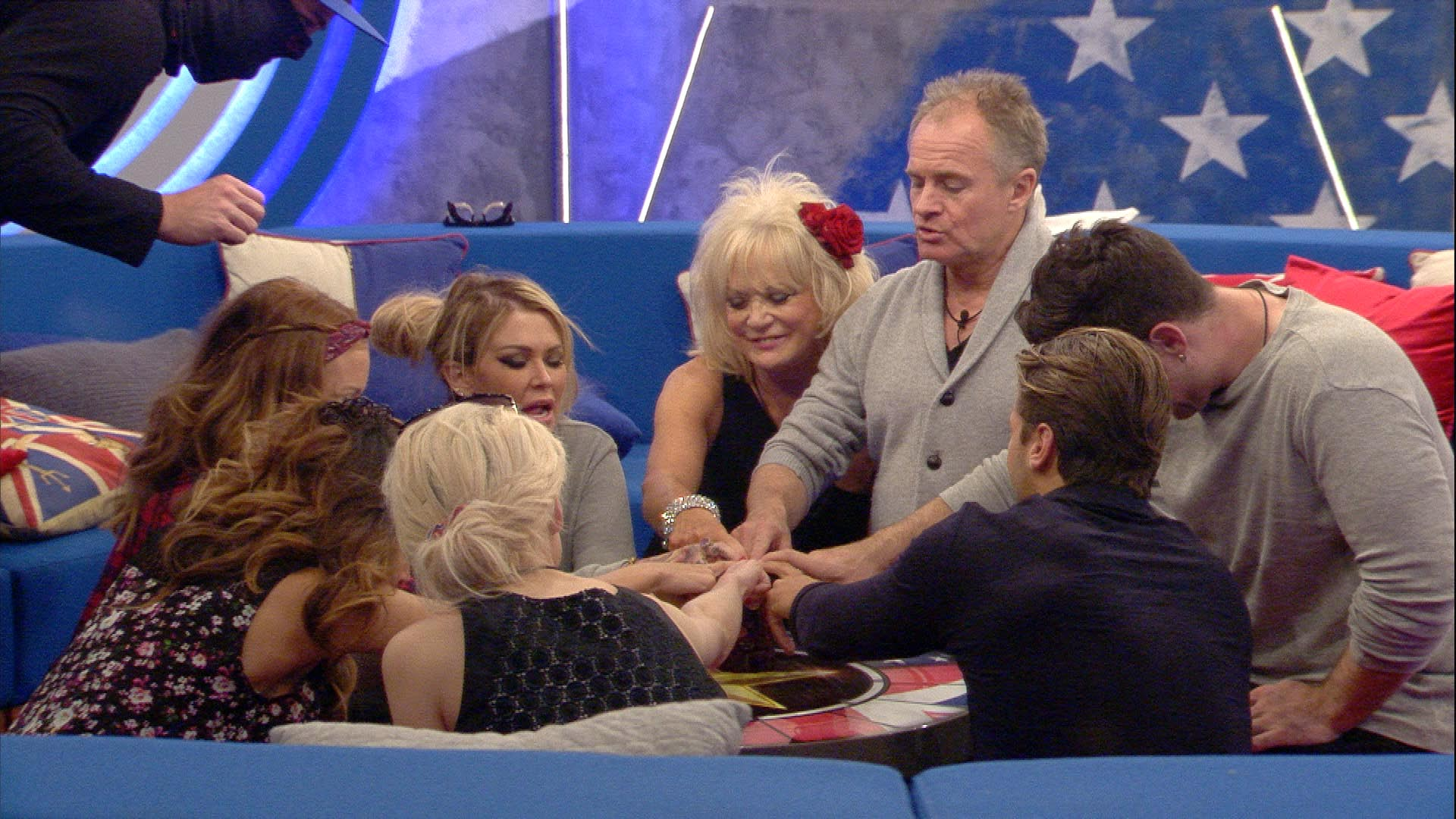 Day 22: Highlights from tonight's Celebrity Big Brother
