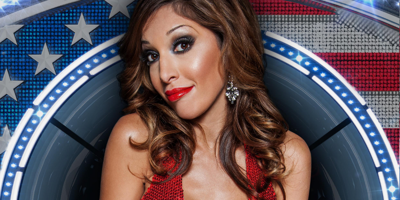 Day 23: Farrah becomes fifth evictee of Celebrity Big Brother
