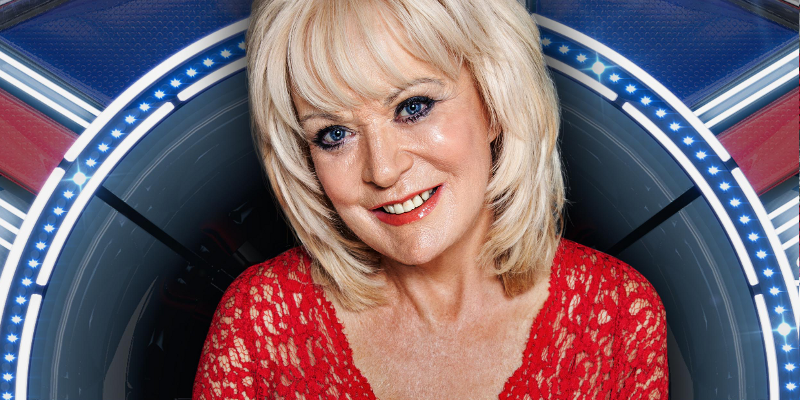 Sherrie Hewson finishes in sixth place during CBB Final