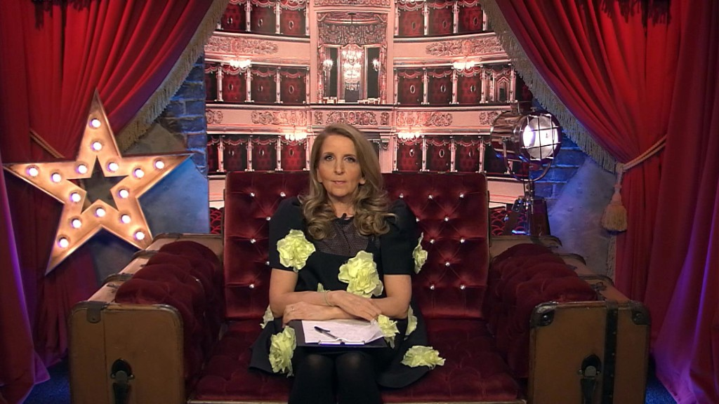 Gillian McKeith.