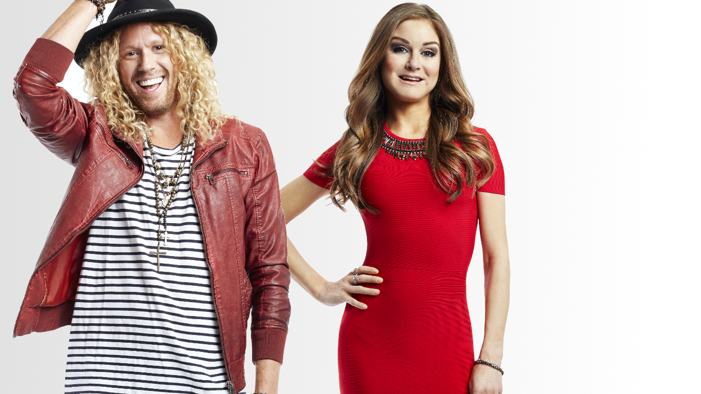 BBCAN: Nikki Grahame and Tim Dormer enter the Big Brother Canada House