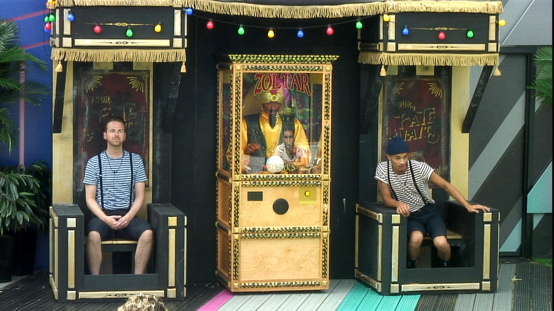 Day 49: Twisted Carnival sees two Housemates evicted from the House