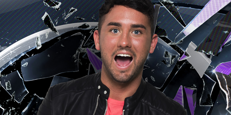Day 50: Hughie finishes in 2nd place during Big Brother Final