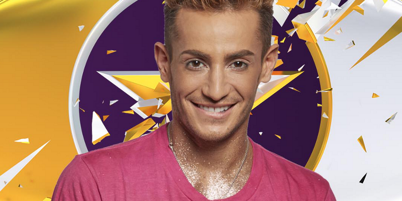 Day 30: Frankie Grande finishes in sixth place during Celebrity Big Brother Final