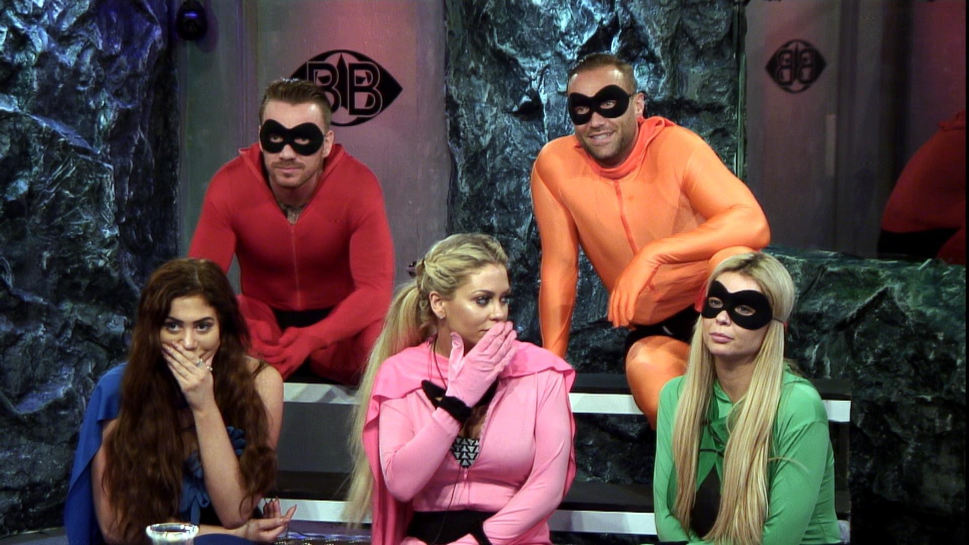 Day 17: Housemates become superheroes in latest shopping task