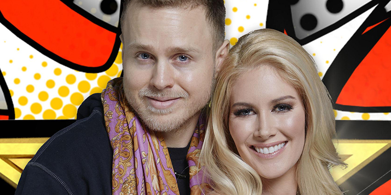 Day 25: Heidi and Spencer become eighth evictee of Celebrity Big Brother 2017