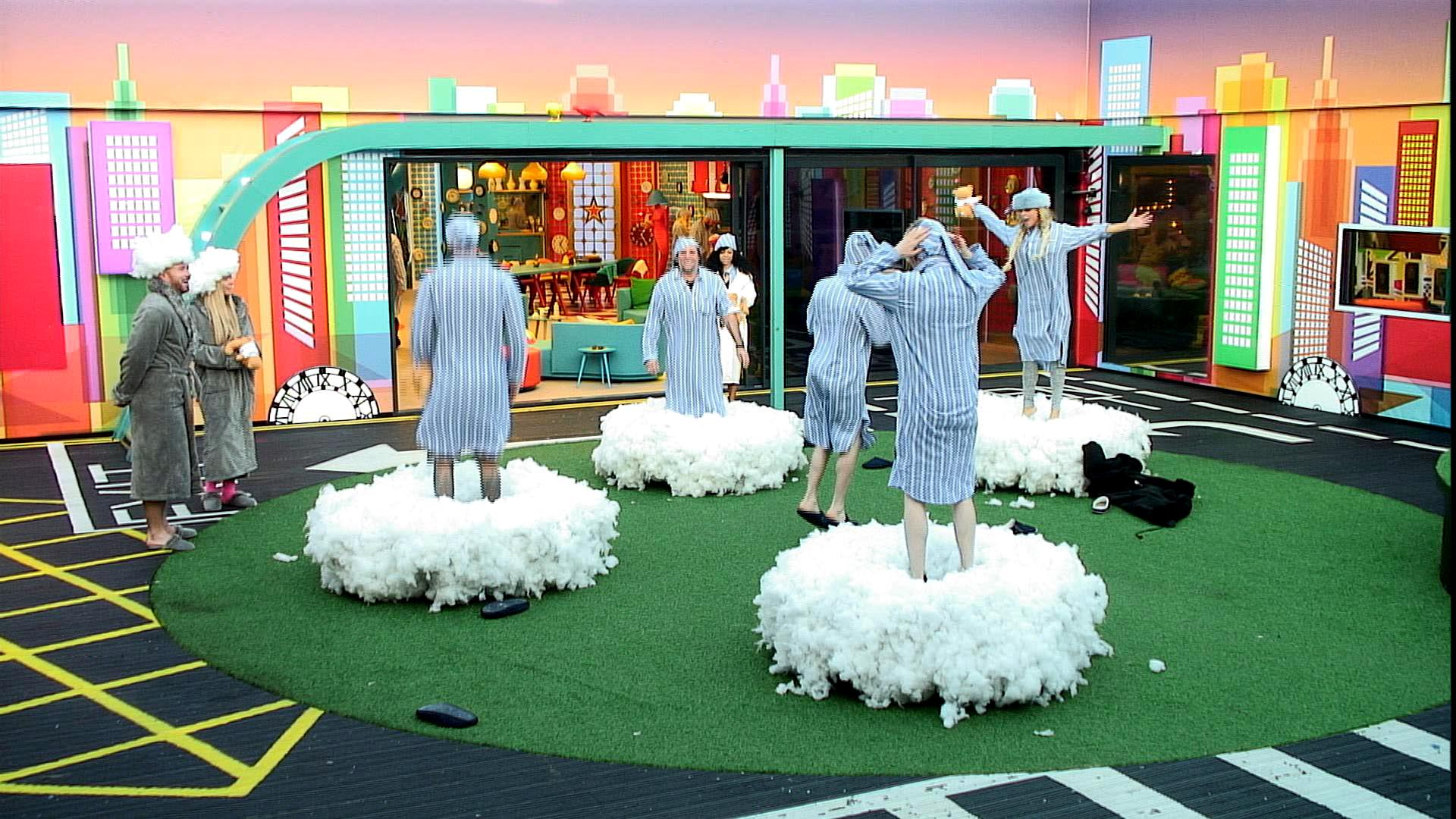 Day 9: Housemates enter a nightmare for the first shopping task