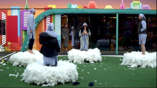 Day 10: Housemates nightmare shopping task comes to an end